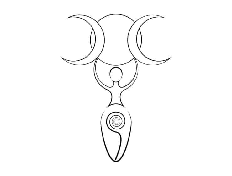 Symbol of fertility