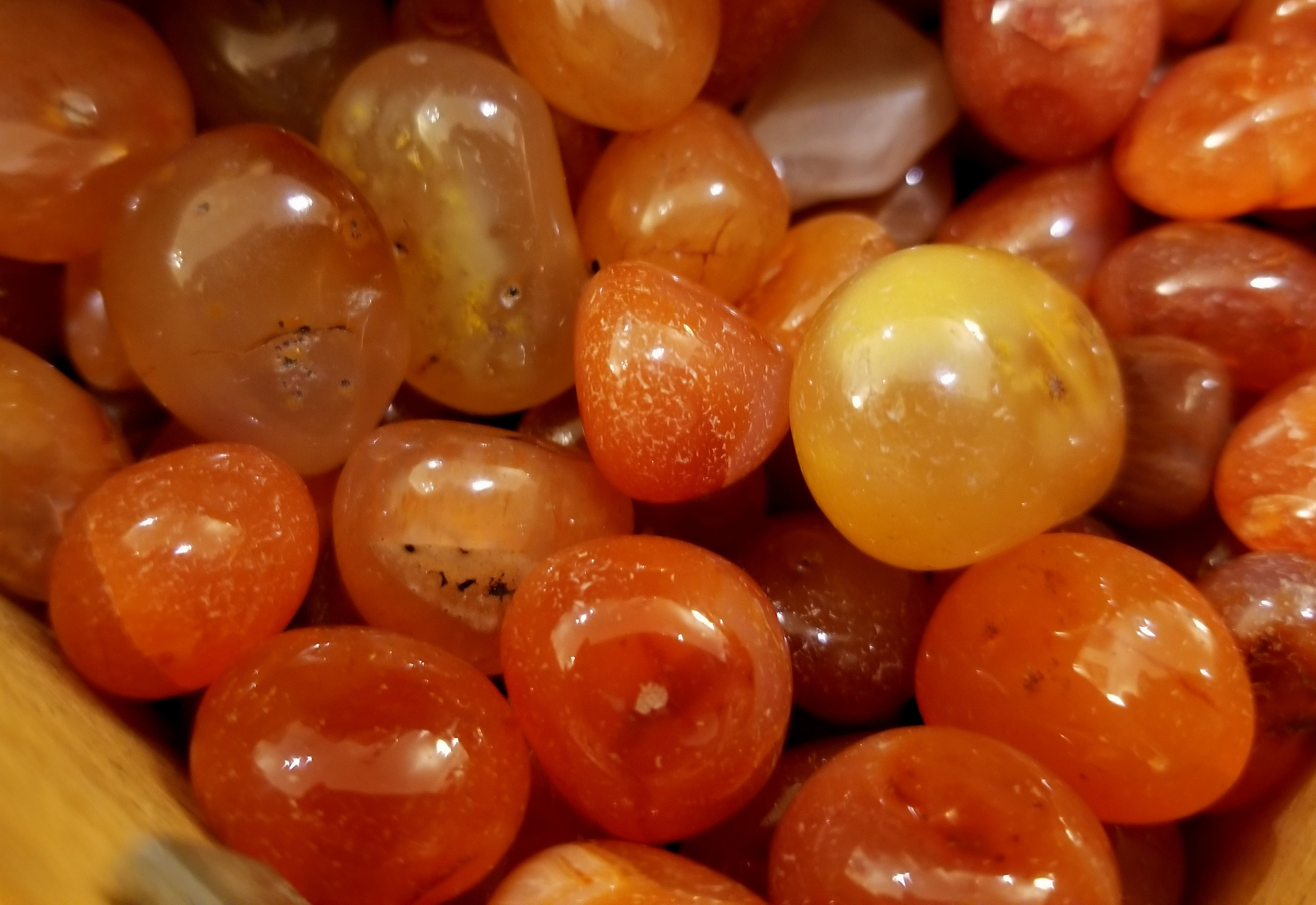 Carnelian: The Crystal of Confidence and Love