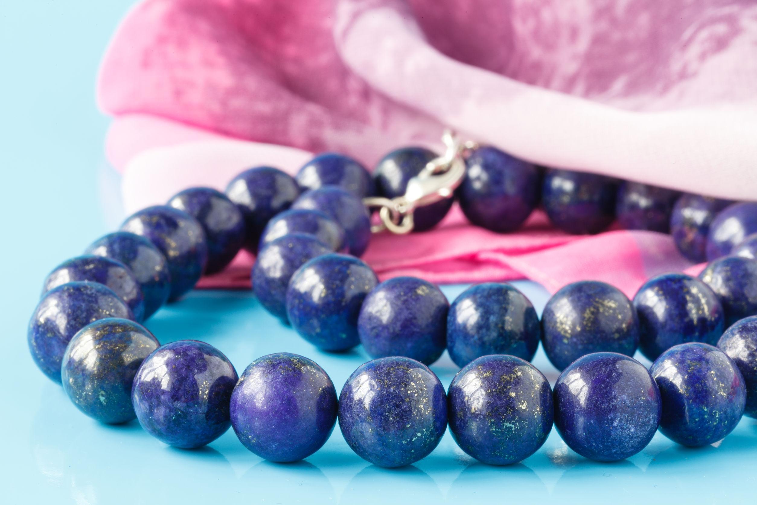 Lapis Lazuli: The Psychic Stone