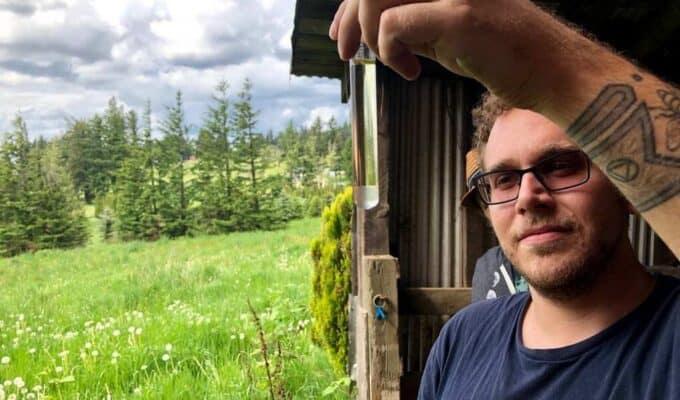 Mycologist of the Month: Jason Scott