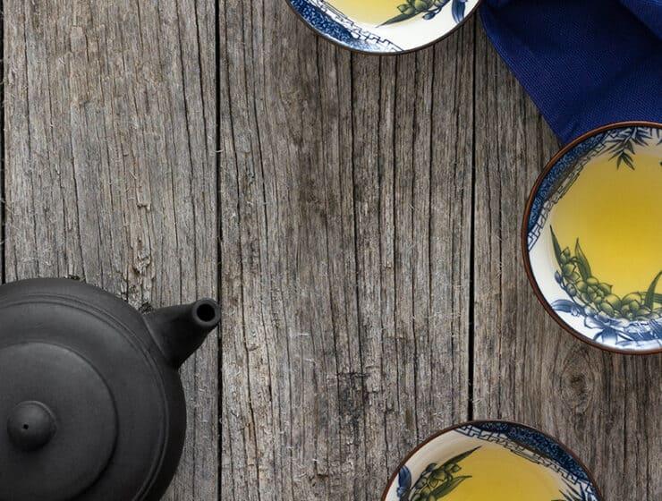 Autumn Tea Ritual