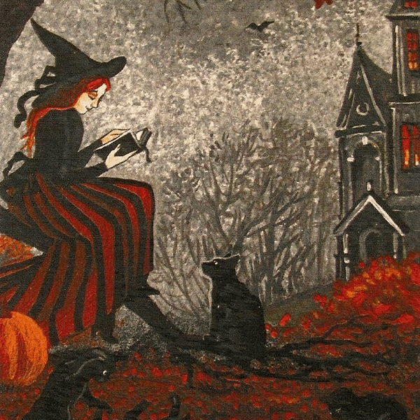 Cats and Witches: A Magical History