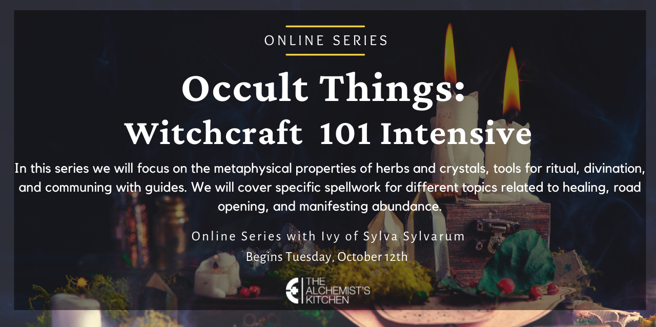 Occult Things