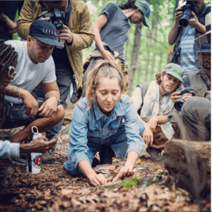 Danielle Ryan Broida from Four Sigmatic Foraging