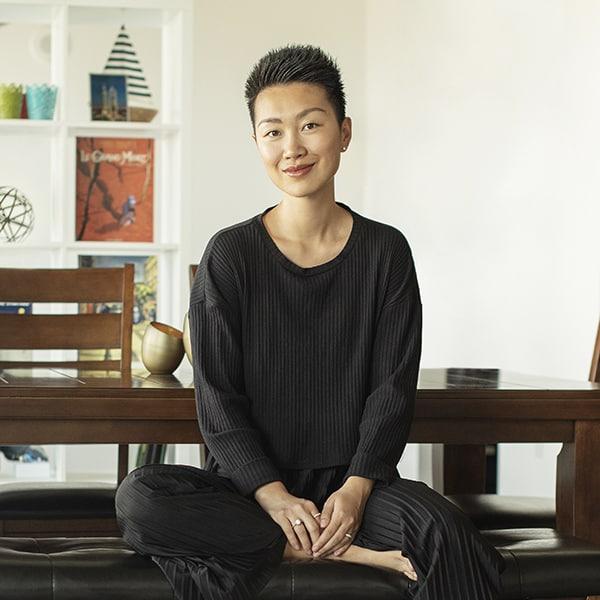 Henne Organics Founder Laura Xiao