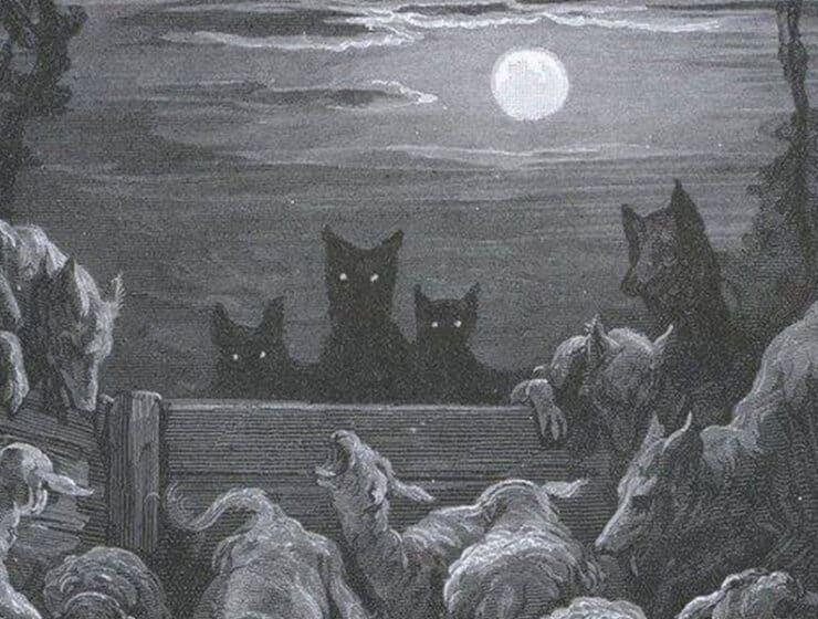 Profound catharsis Gustav Doré