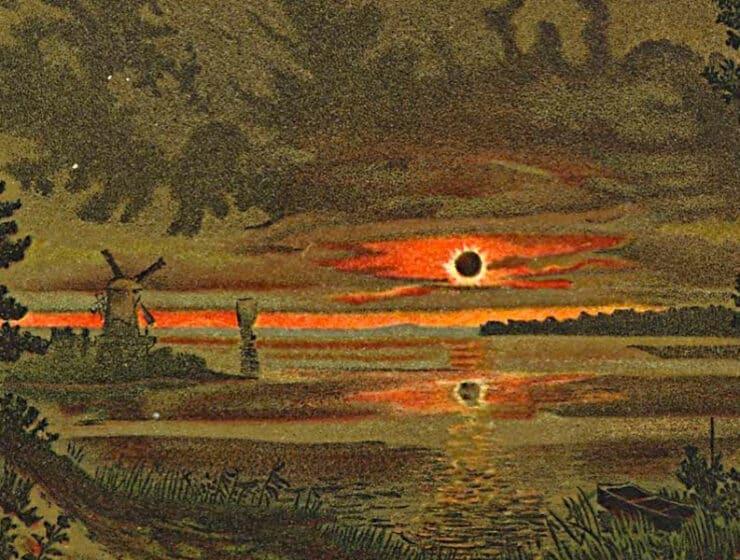 Sagittarius Solar Eclipse |Alchemy | The Alchemists Kitchen