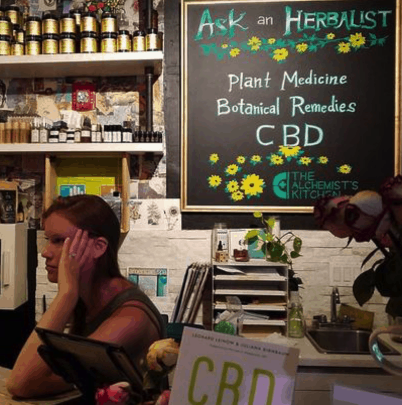 The Alchemist's Kitchen: A Mecca for Learning About CBD