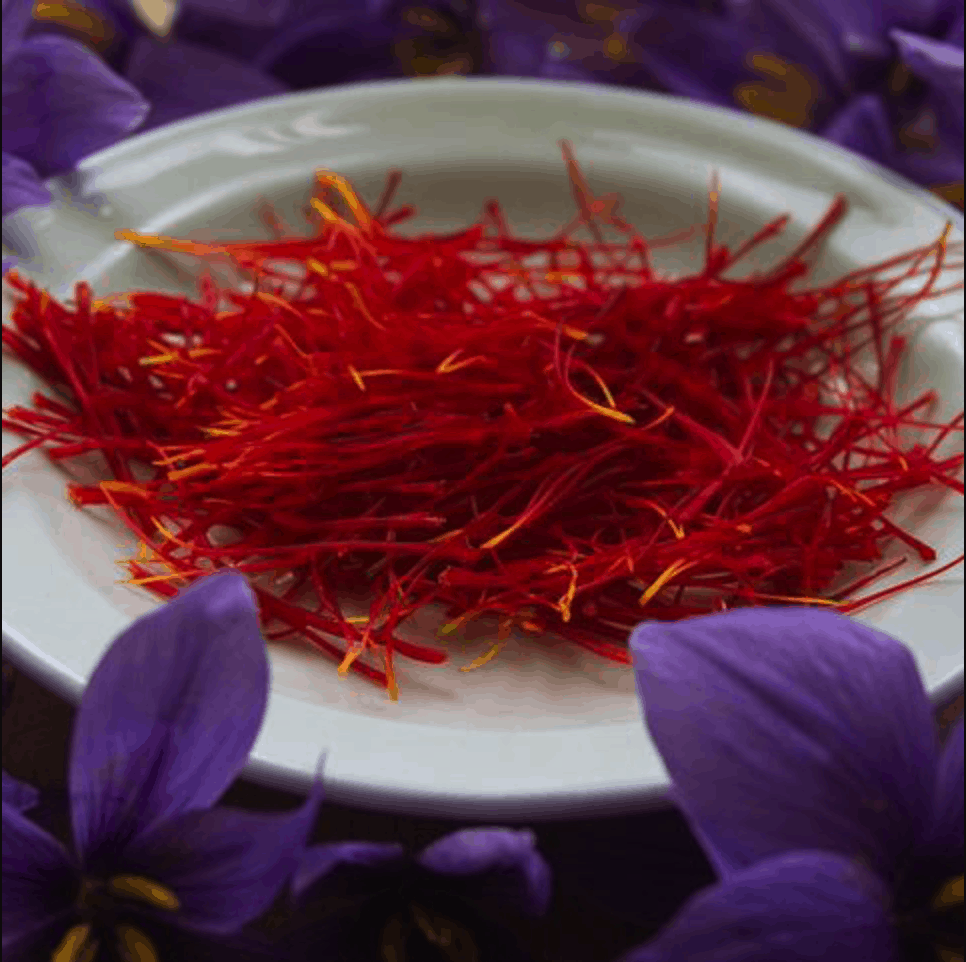 Saffron: An Ancient Healing Ally