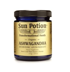 Intentional Gift Guide Ashwagandha