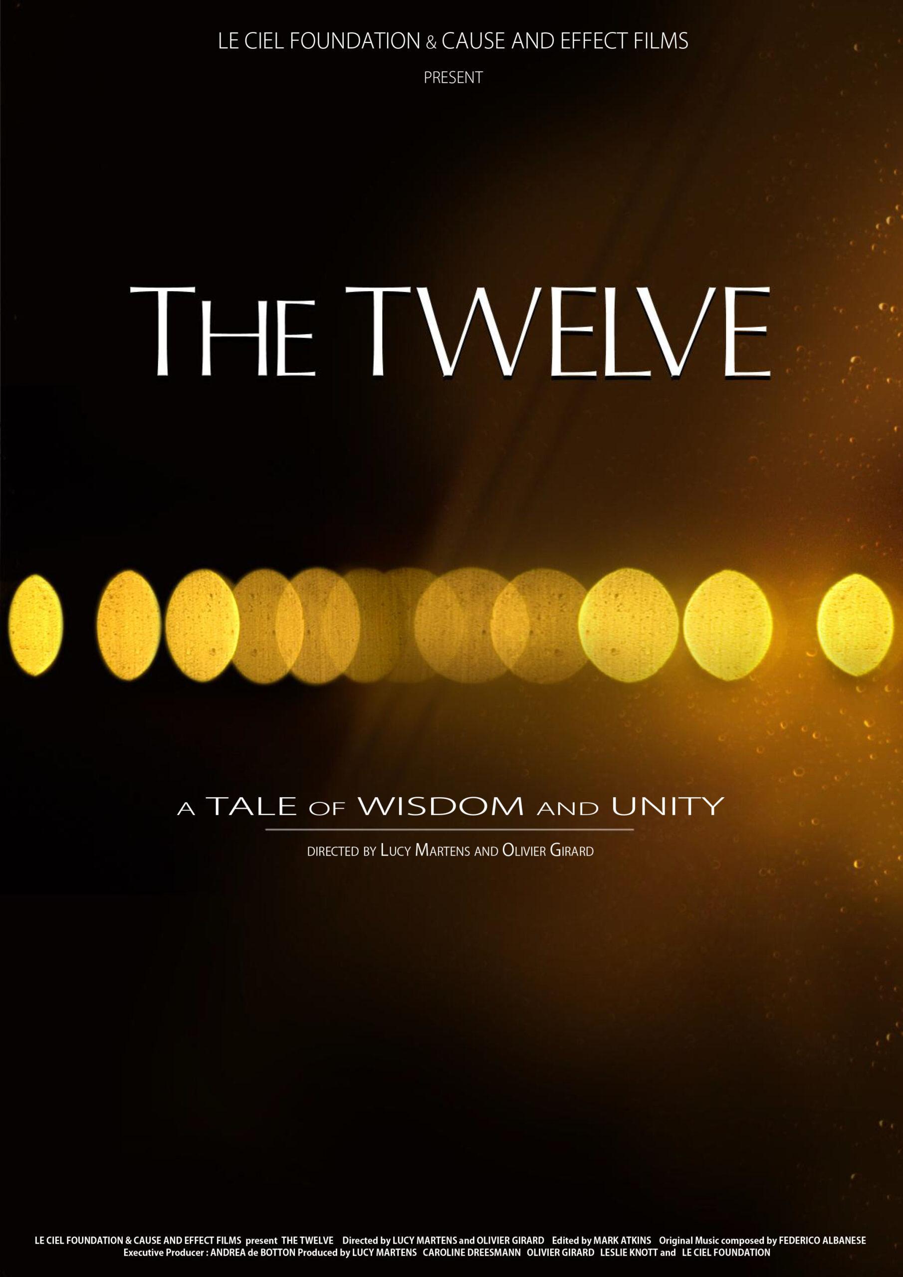 The Twelve: A Wisdom Conduit
