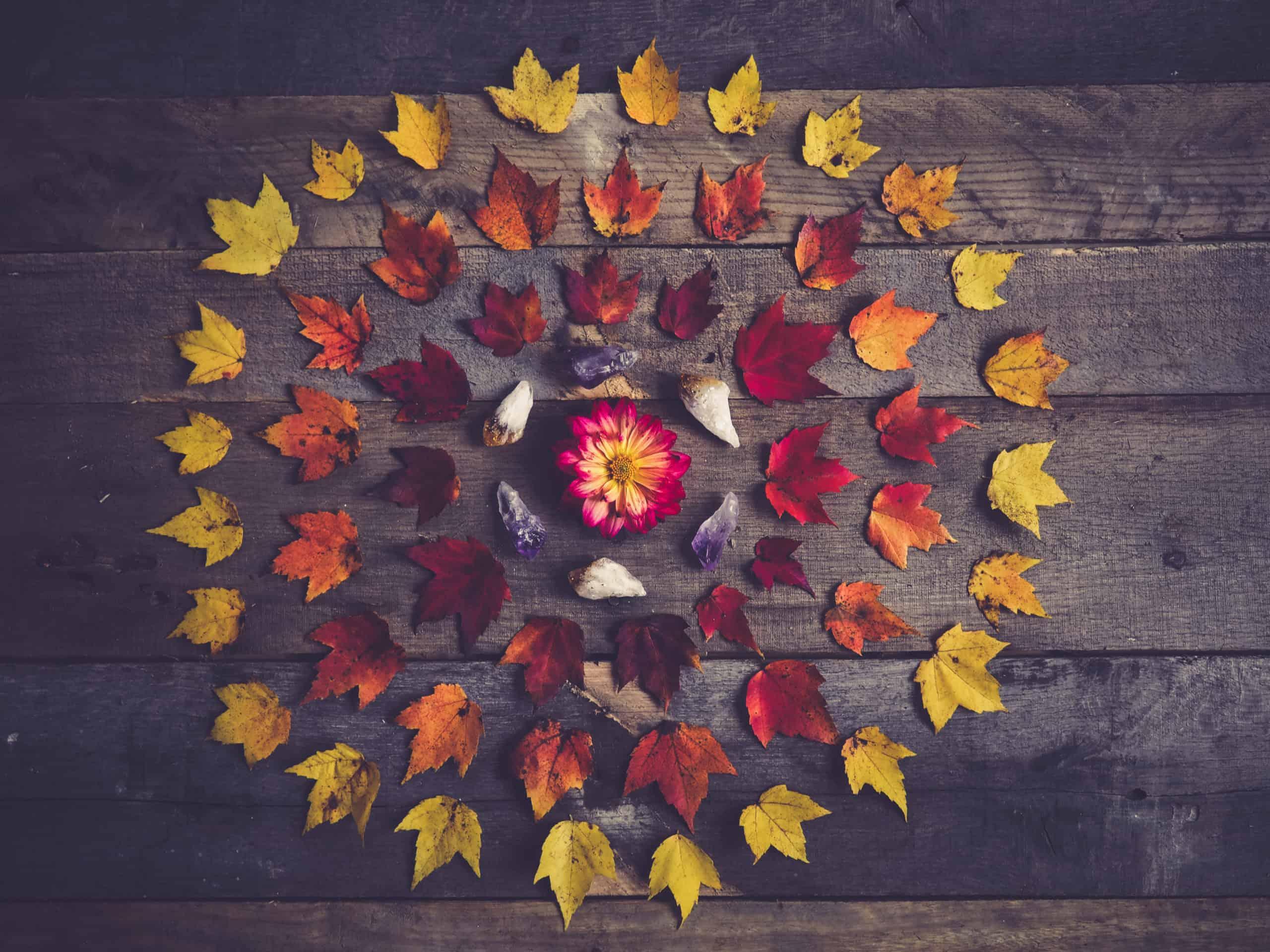 Creating Earth Altars and Mandalas for Ritual and Prayer