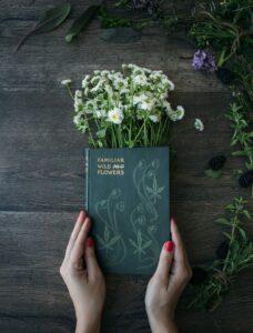 A book on herbalism