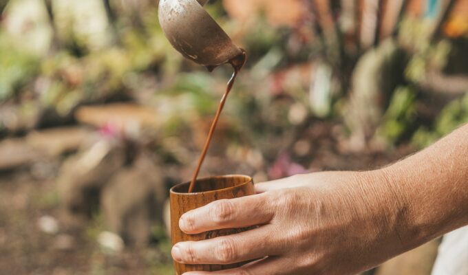 Cacao drink