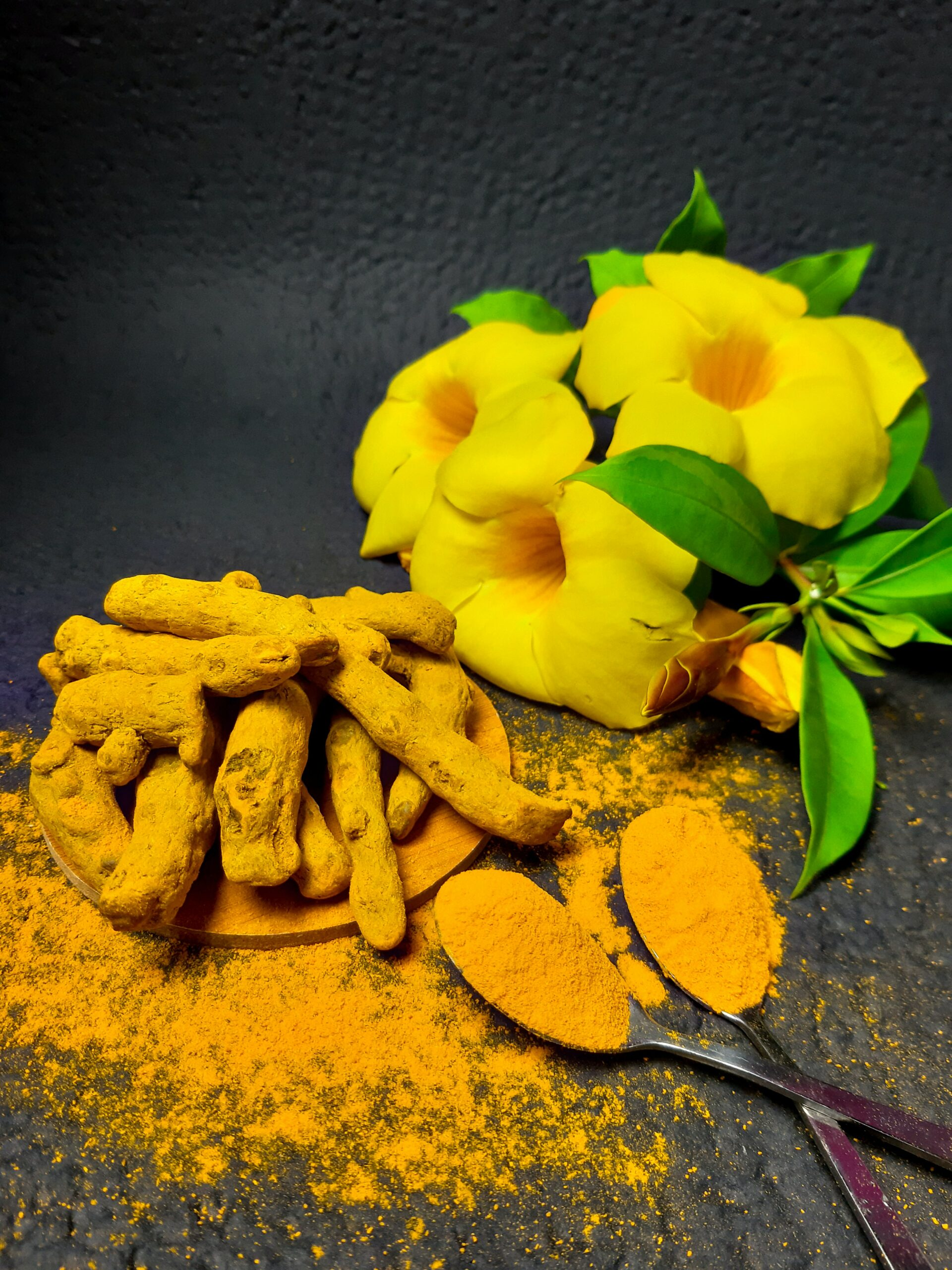 Turmeric and Ginger: Anti-Inflammatory Magic