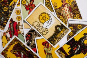 Summertime Tarot and Astrological Pairings | The Alchemists Kitchen