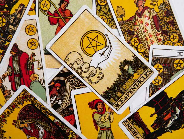 Virgo Week 3 (21-30 degrees) 10 of Disks/Pentacles- Material Wealth | The Alchemists Kitchen