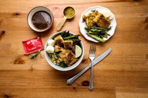 The yang bowl as a meal | The Alchemists Kitchen